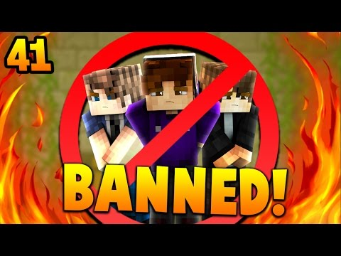 EVERYONE IS GETTING BANNED!! | Minecraft COSMIC FACTIONS #41 (Season 6)