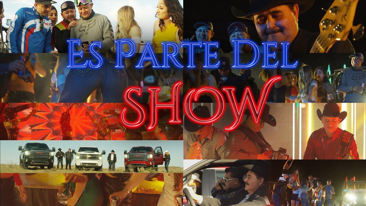 Es Parte del Show (Video Oficial) - Los Huracanes del Norte