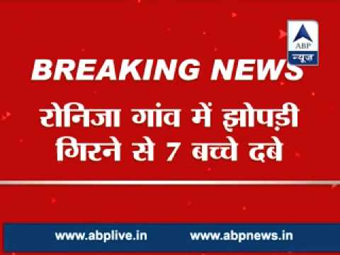 One girl died and 7 injured in tremors in Rajasthan