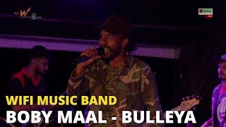 BOBY MAAL Amazing Performance - BULLEYA | Best Sinhala Songs | WIFI MUSIC BAND
