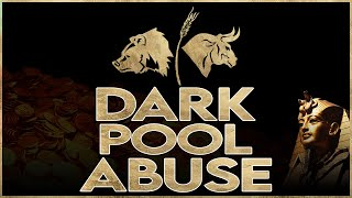 AMC Stock - Yes, Dark Pool Abuse is Real.