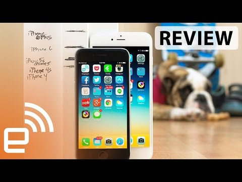 iPhone 6 and iPhone 6 Plus review | Engadget