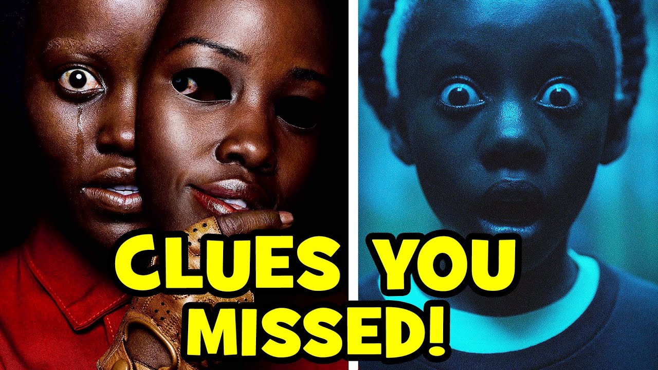 Everything You Missed In Us Twist Ending Explained Youtube
