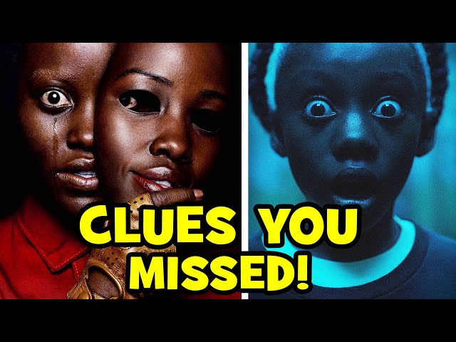 Every HIDDEN CLUE You Missed in US + TWIST Ending Explained