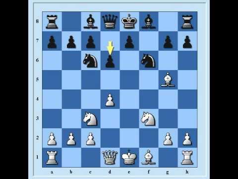 شطرنج دفاع هولندي مالحل 1