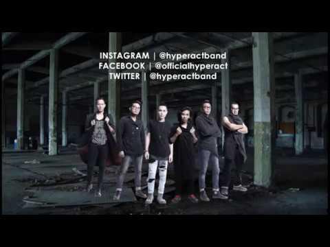 Hyper Act   Bukan Untukku Lirik Video