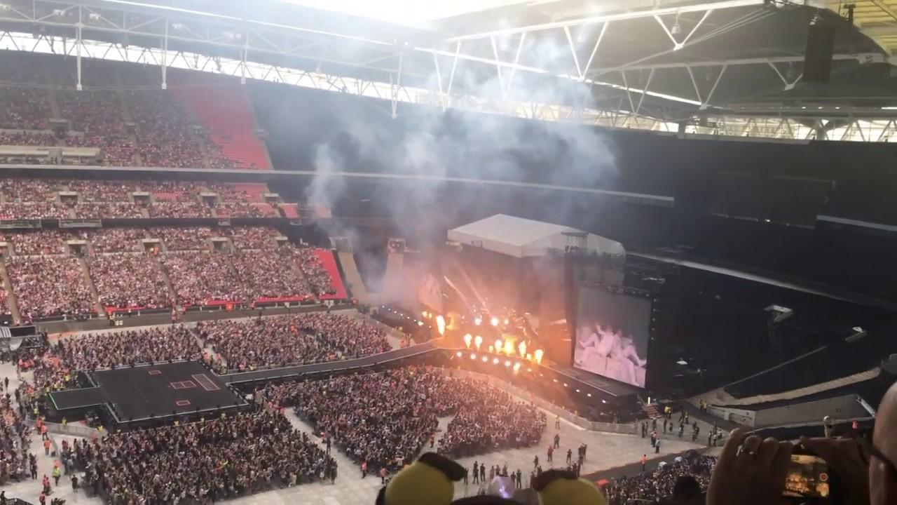 Bts Wembley