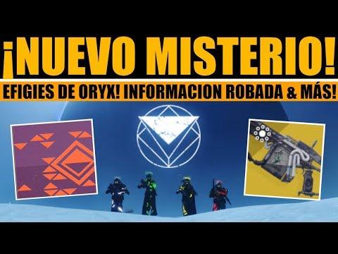 Destiny 2: Simulación de Oryx! Como Conseguir Toda La Información Robada! Nuevo Misterio! Arbalesta! thumbnail