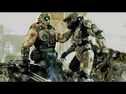 halo gears of war cross over more likely to happen then not