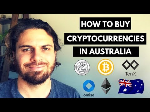 How to buy Cryptocurrencies in Australia