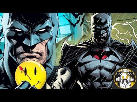 Thomas Wayne Batman RETURNS to DC Universe! | The Flash #21 The Button Part 2