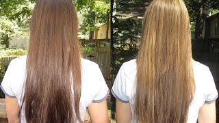 Осветление волос перекисью. Миф или правда?/Strawberry/