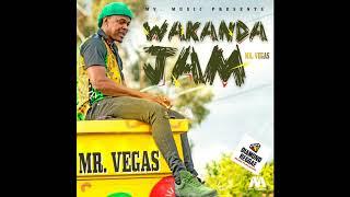 Mr  Vegas  - Wakanda ( May 2018)