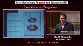 Dr Damir A Shakambet, lecture in Athens June 2015
