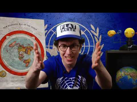 Flat Earth TV - Episode 1 - CONSPIRACY thumbnail