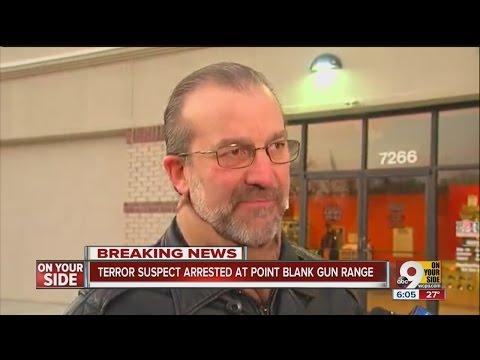 ISIS-inspired terrorist plot on US Capitol: Gun store interview