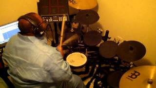 Wilson Pickett - Get Me Back On Time, Engine Number 9 (Drum Cover)