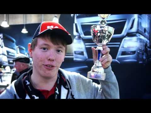 Årets Transportmesse i Herning er overstået