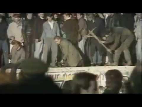 Deutsche Wiedervereinigung Der Mauerfall