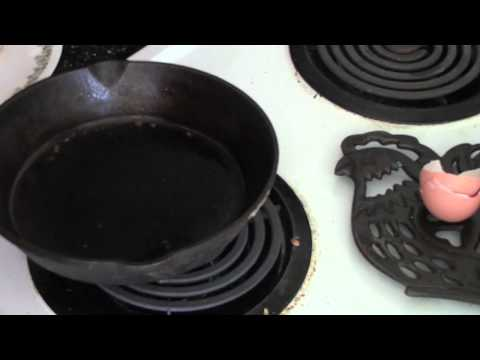Healthy Cooking with Cast Iron