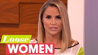 Katie Price On Naming And Shaming Internet Trolls For Attacking Harvey | Loose Women