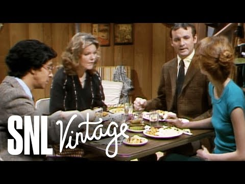 Thanksgiving Dinner  SNL