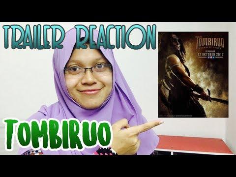 TOMBIRUO TRAILER REACTION!   Novel Adaptasi RAM