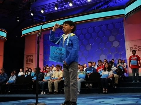Behind the Dominance of Indian American Spellers