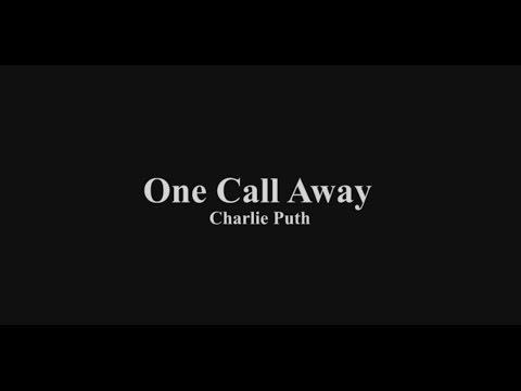 One Call Away - Charlie Puth - Lirik Indonesia