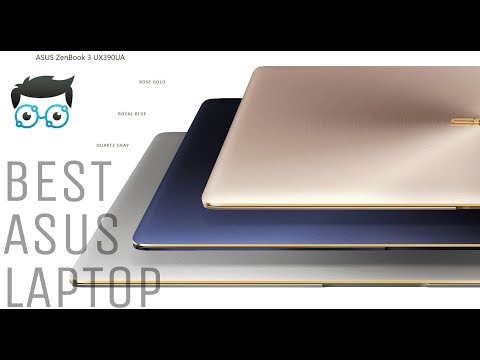 Best ASUS Laptops for 2017 - Gaming to Personal Use (latest asus laptops 2017)
