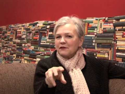 The Reading Room: an interview with Brigita Ozolins