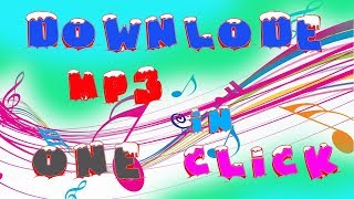 How to downlode free mp3 songs