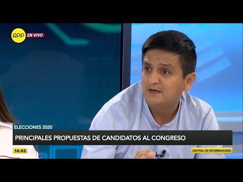 """""""Las Cárceles En El Perú Se Han Convertido En Los Hoteles 5 Estrellas De Los Delincuentes"""""""
