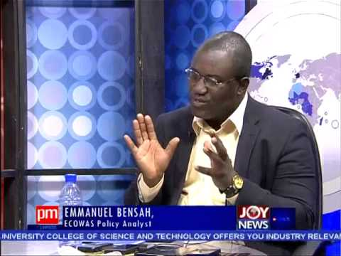 Burkina Burning - PM Express on Joy News (4-11-14)