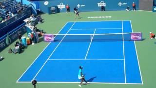 Venus Williams VS Sevastova WTA TAIWAN OPEN LADIES SINGLES QF