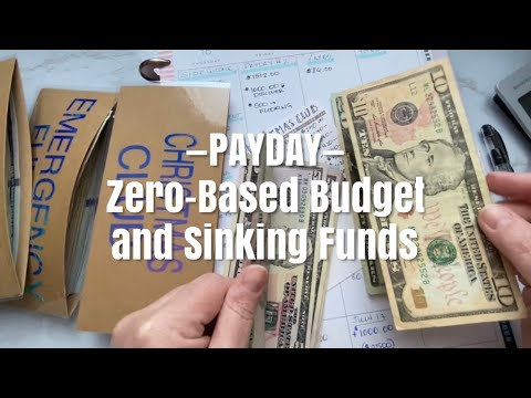 budget-with-me---paycheck-to-paycheck-+-sinking-funds- -zero-based-budget---cash-envelopes