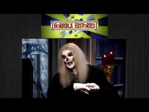 Horrible Histories Stupid Deaths: King John I OF England HD