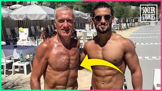 Didier Deschamps Incredible Physical Transformation   Oh My Goal