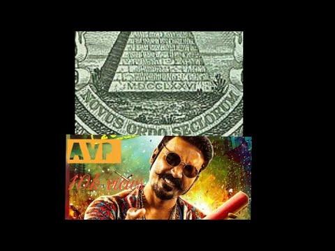 Maari 2 is illuminati movie and explain Illuminati
