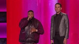 DJ Khaled and G Eazy Present Macklemore and Skylar Grey - AMAs 2017