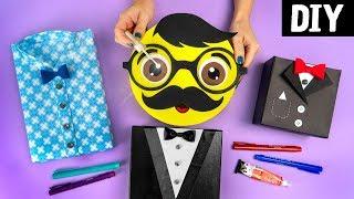 10 DIYs Criativos e Fáceis para Presente 🎁 Especial Dia dos Pais 🤵