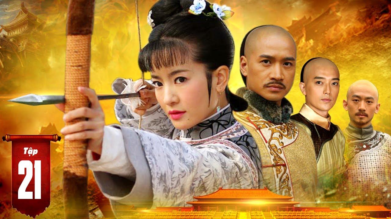 PHIM HAY 2021 | TÂN KHUYNH THÀNH TUYỆT LUYẾN - Tập 21 | Phim Bộ Trung Quốc Hay 2021
