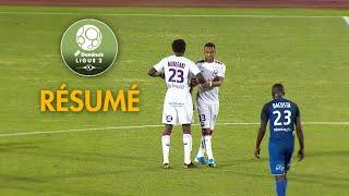 Chamois Niortais - SM Caen ( 1-1 ) - Résumé - (CNFC - SMC) / 2019-20