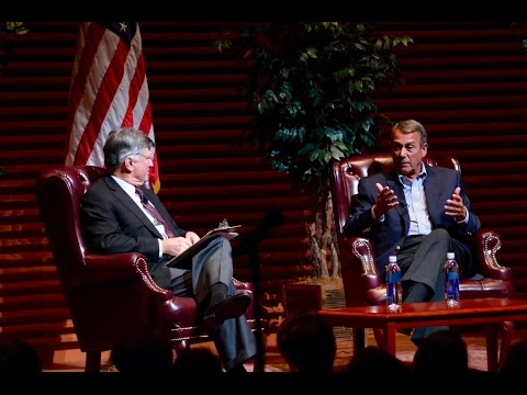 Audio: John Boehner Calls Ted Cruz 'Lucifer in the Flesh'
