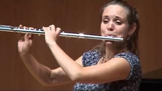 Pièce pour flûte seule de Jacques Ibert