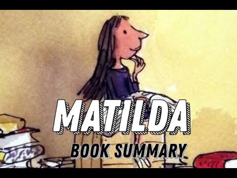 Matilda Book Summary By Roald Dahl