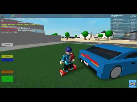 how to ride a hoverboard in roblox