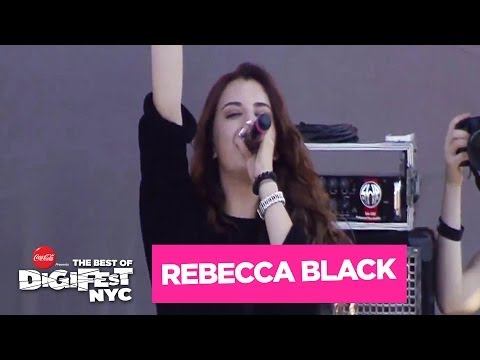 "Rebecca Black - ""Saturday"" 