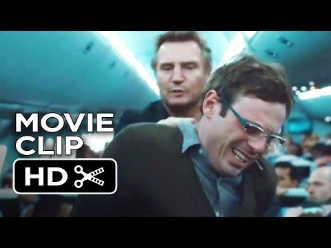 Non-Stop Movie CLIP - Questioning Passengers (2014) - Liam Neeson Thriller HD