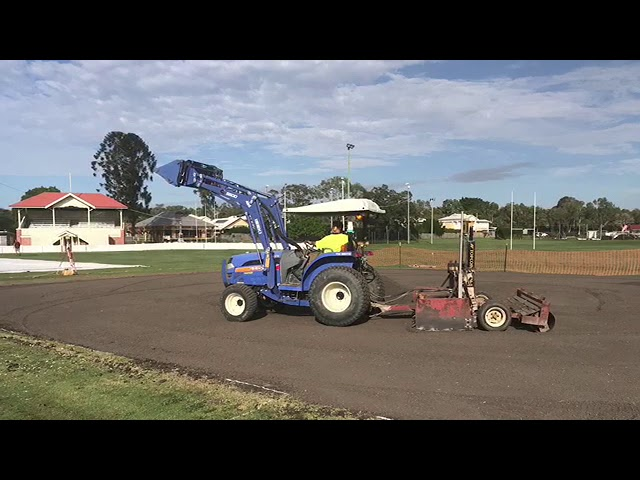 Cricket Wicket Construction - Western Suburbs District Cricket Club